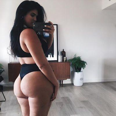 Big booty actress