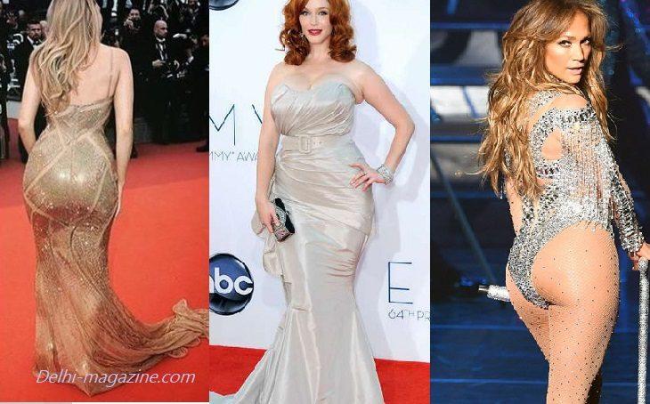 best ass hollywood actress