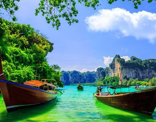 5 Most Incredible Places to Spend Holidays