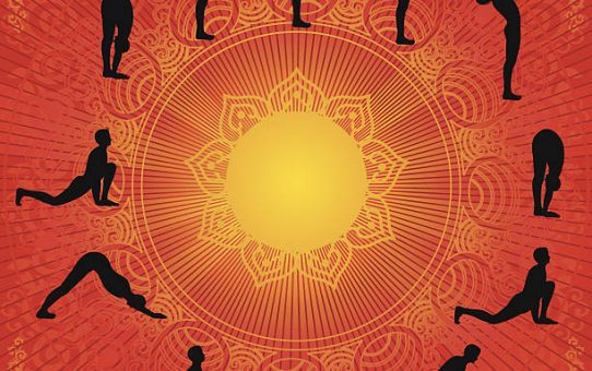 Surya Namskar Shloka(Mantras) and their Meanings and Asanas and Benefits