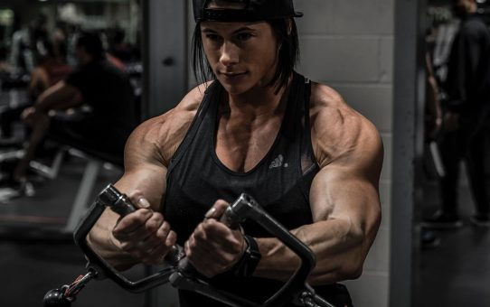 Kristen Nun – USA Female Body Builder – Bio, Pics and History