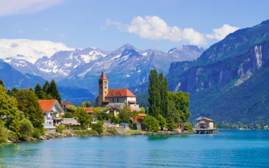 Top Tourist Attraction Places In Switzerland