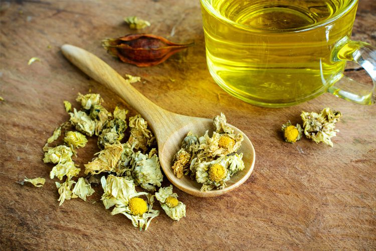 benefits of Chrysanthium Tea