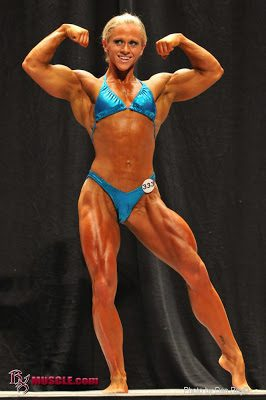 Earlier pics of Kira Neuman fitness