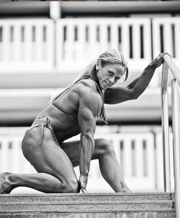 Kira Neuman Body Builder – Bio , Wiki and Family Information