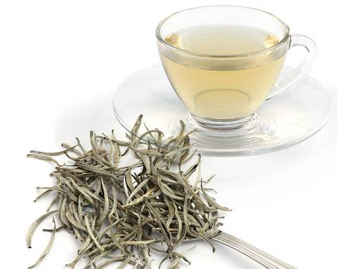 benefits of white tea consumption