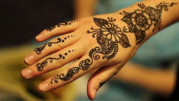 Arabic henna Designs for bridal 5