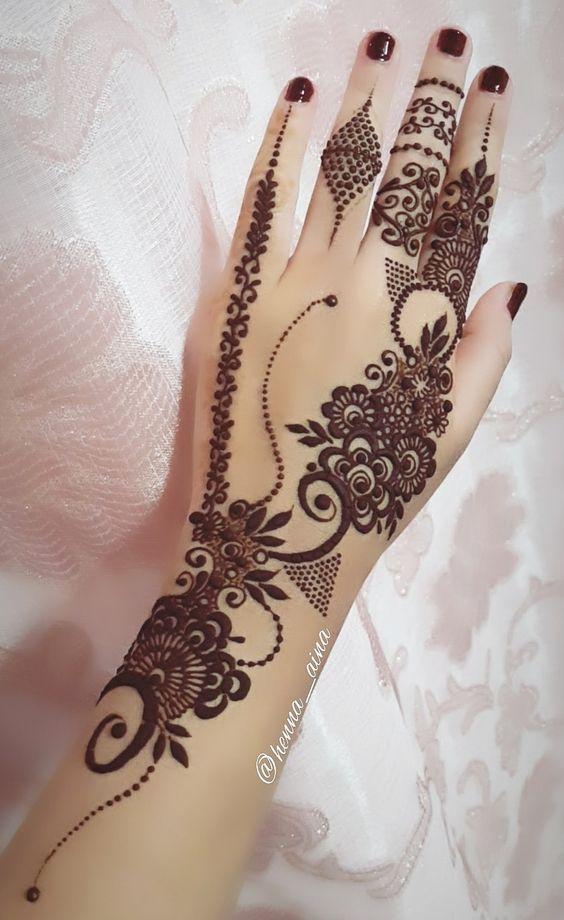 Beautiful Mehendi designs 2