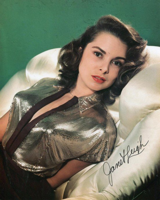 Janet Leigh - An evergreen actress