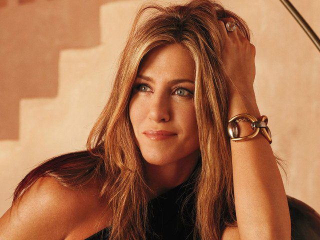 Jennifer Aniston - most beautiful women in the world