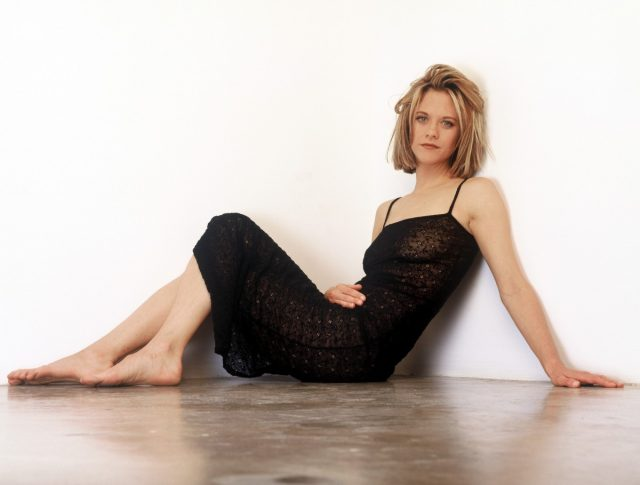 Meg Ryan - everygreen beauty in Hollywood