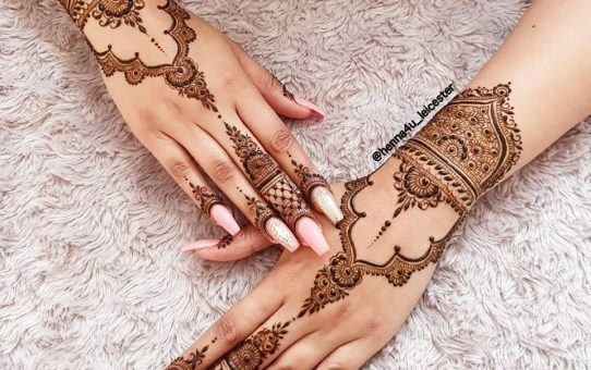 Latest Mehendi (Henna) Designs (2021)