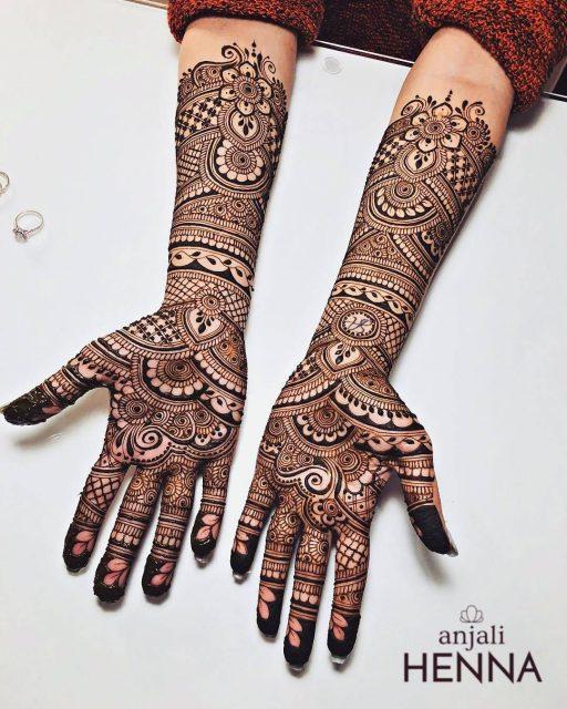 Mehandi - Japaneses - henna design