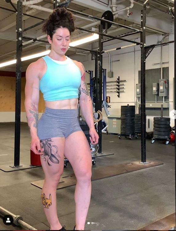 Natasha Aughey Strong