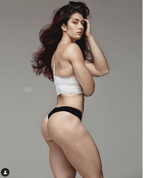 Natasha Aughey bold 1