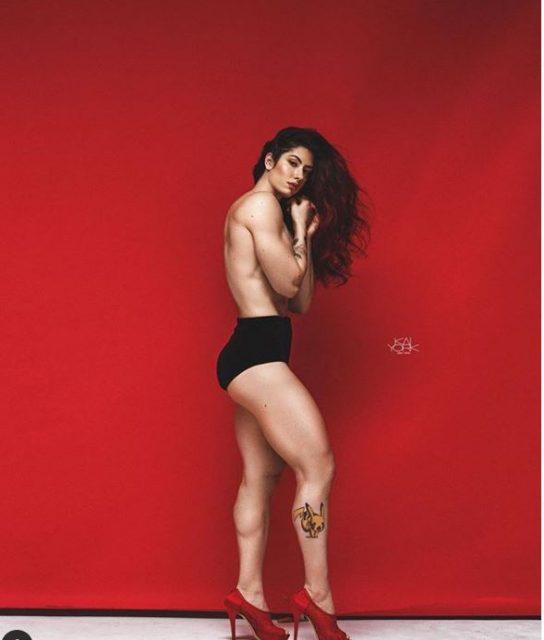 nude pic of Natasha Aughey