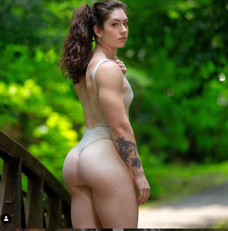 Natasha Aughey sexy ass