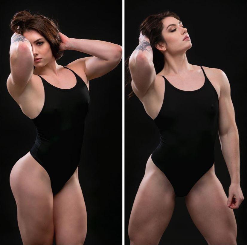Natasha Aughey fitness model