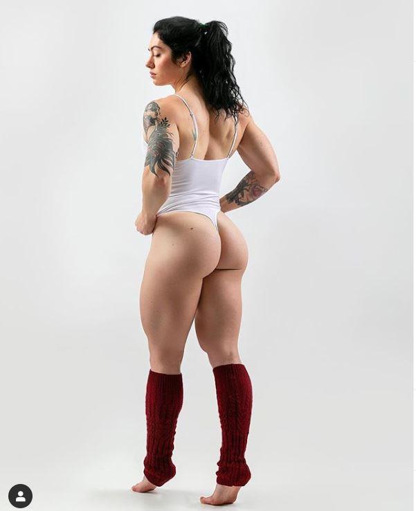 Natasha aughey sexy curves