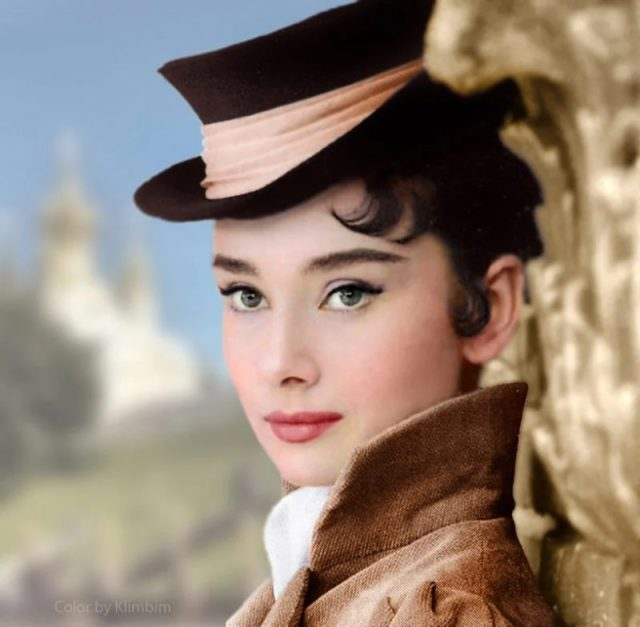 one of the most beautiful audrey hepburn hollywood actress of her time