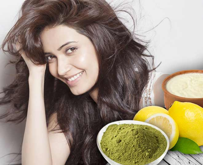 how to apply henna on hairs