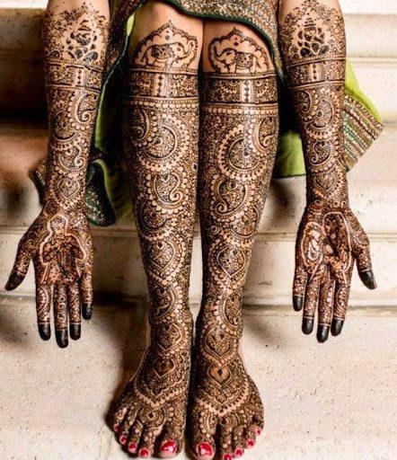 Latest Mehendi Henna Designs 2021 Delhi Magazine The mesmerising leaf strings, coiled full leg mehndi designs don't come easy. latest mehendi henna designs 2021
