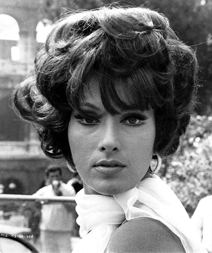 Helga Liné evergreen Spanish Actress
