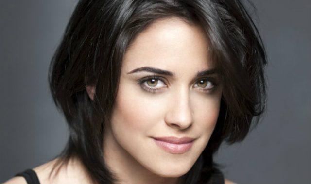 Macarena García beautiful spenish actress