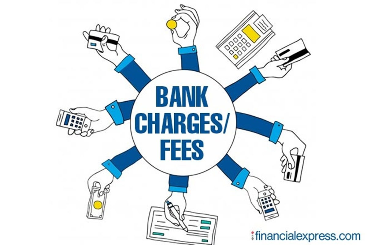 bank service charges