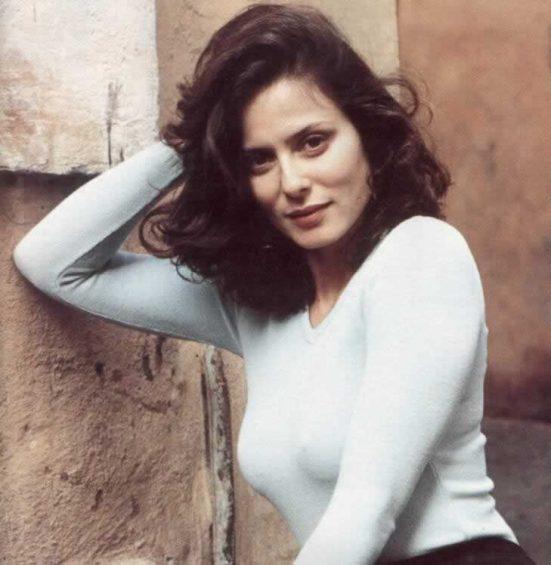 evergreen spanish actress Aitana Sánchez Gijón