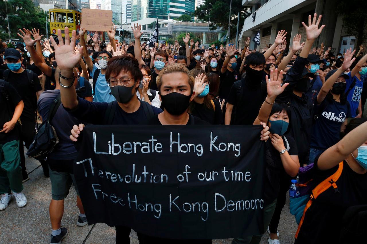 China's New Hong Kong National Security Law: Hong Kong autonomy in Danger