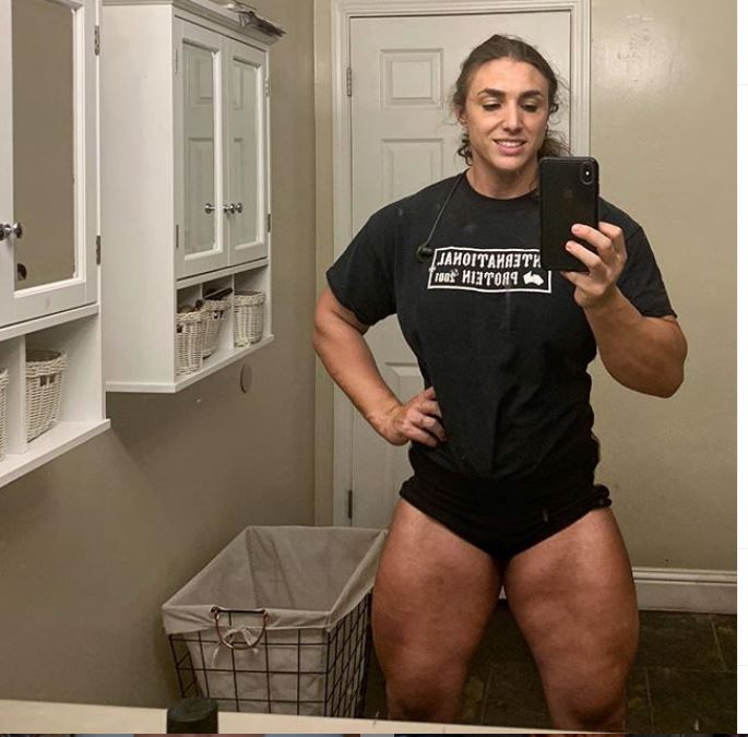 Powerful Kaitlyn Vera