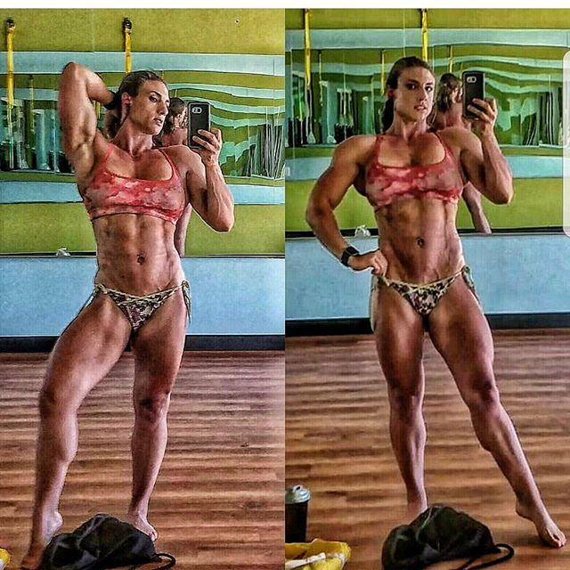 Kaitlyn Vera body builder