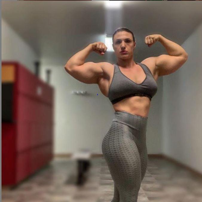 Kaitlyn Vera - fitness Model