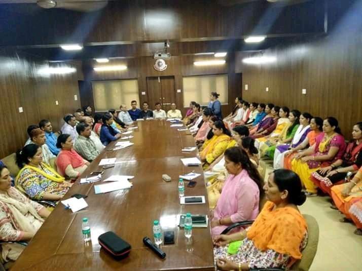 Sabhaytaa Foundation members meeting