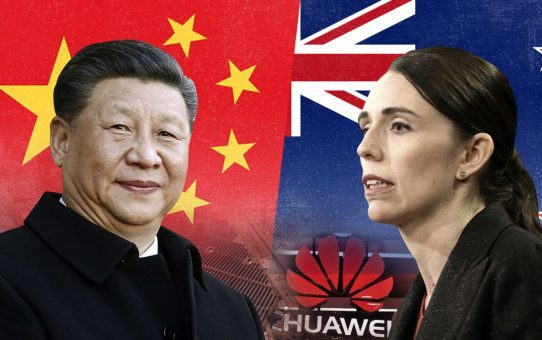 China Revert on New Zealand action on Cancellation of its extradition treaty with Hong Kong