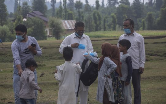 Education under pandemic takes a new turn in this Indian Valley