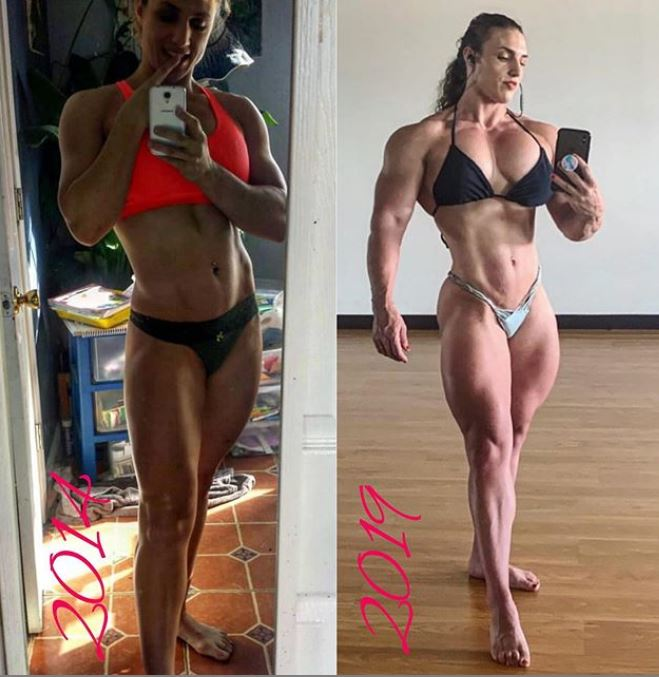 kaitlyn vera 8 before and now