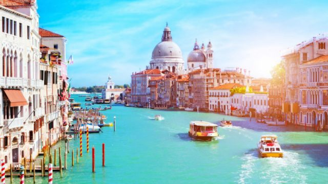 venise in italy