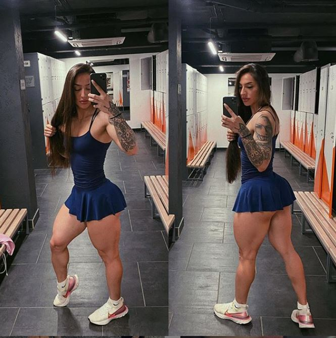 Bakhar Nabieva instagram popularity, 2020