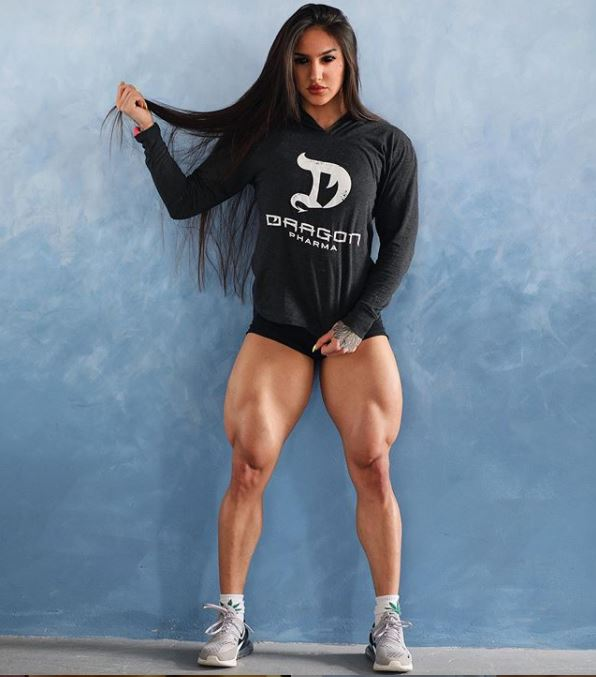 Bakhar Nabieva's latest pic