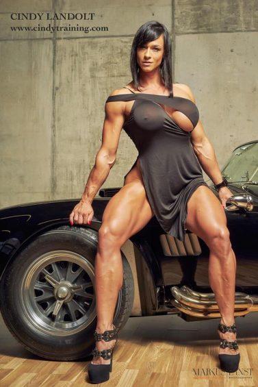 Cindy landolt bodybulder