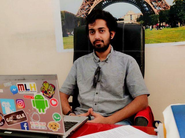 Geniebhai founder - Krishana Parjapati