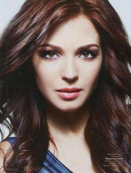 beautiful russian actress Agnia Ditkovskite in top 5