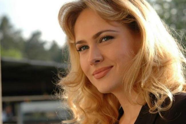 Anna Andreevna Gorshkova - beautiful Russian lady