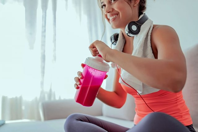 What should not to eat after a workout?