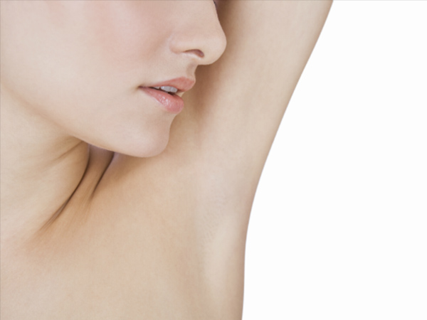 how to whiten your armpit