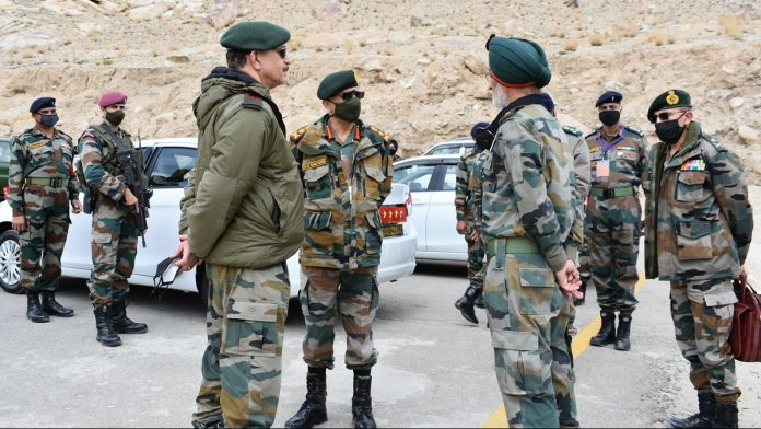 Indian Army's generosity: The army returned a Chinese soldier captured in Ladakh