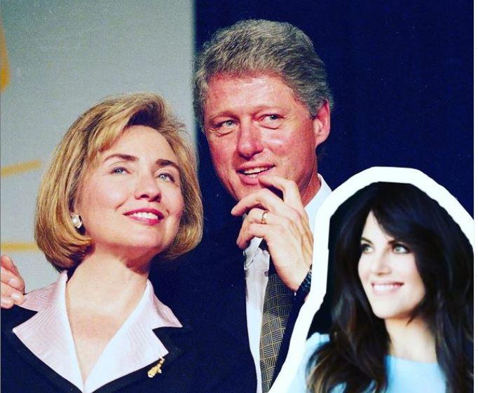 Bill clinton and monika scandal