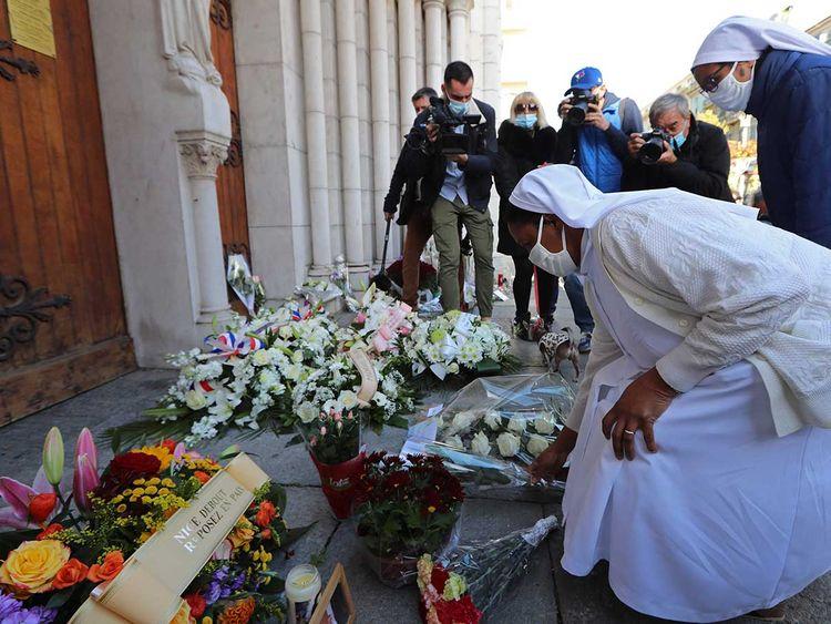 islamic attacks in france